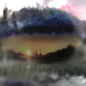 contemporary-abstract-art-titled-dreamset-in-the-mountains-by-todd-krasovetz-yes-watermark